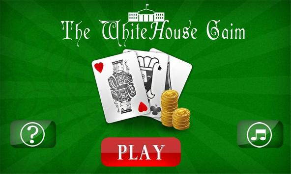 The White House Gaim poster