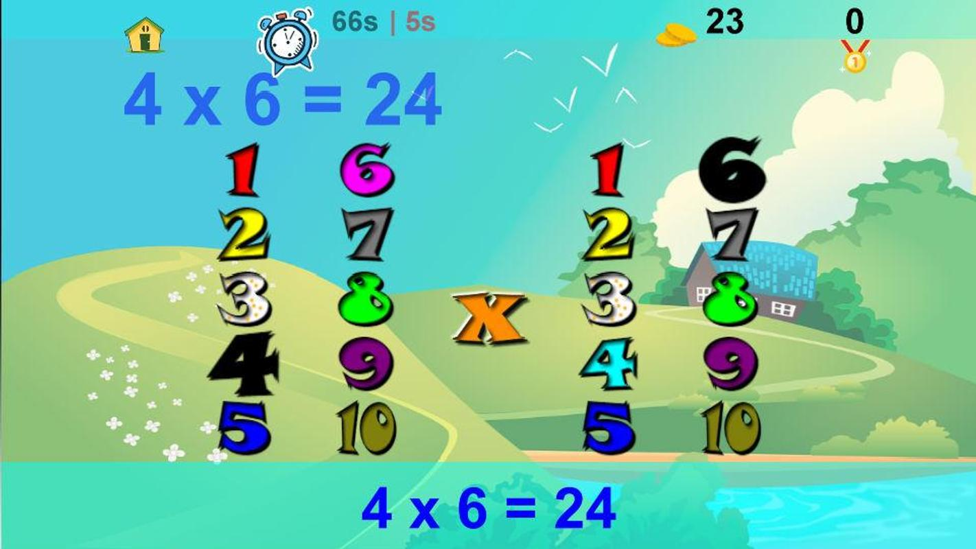 ♛ Riki-Tik - Cool Maths Games 4kids for Android - APK Download