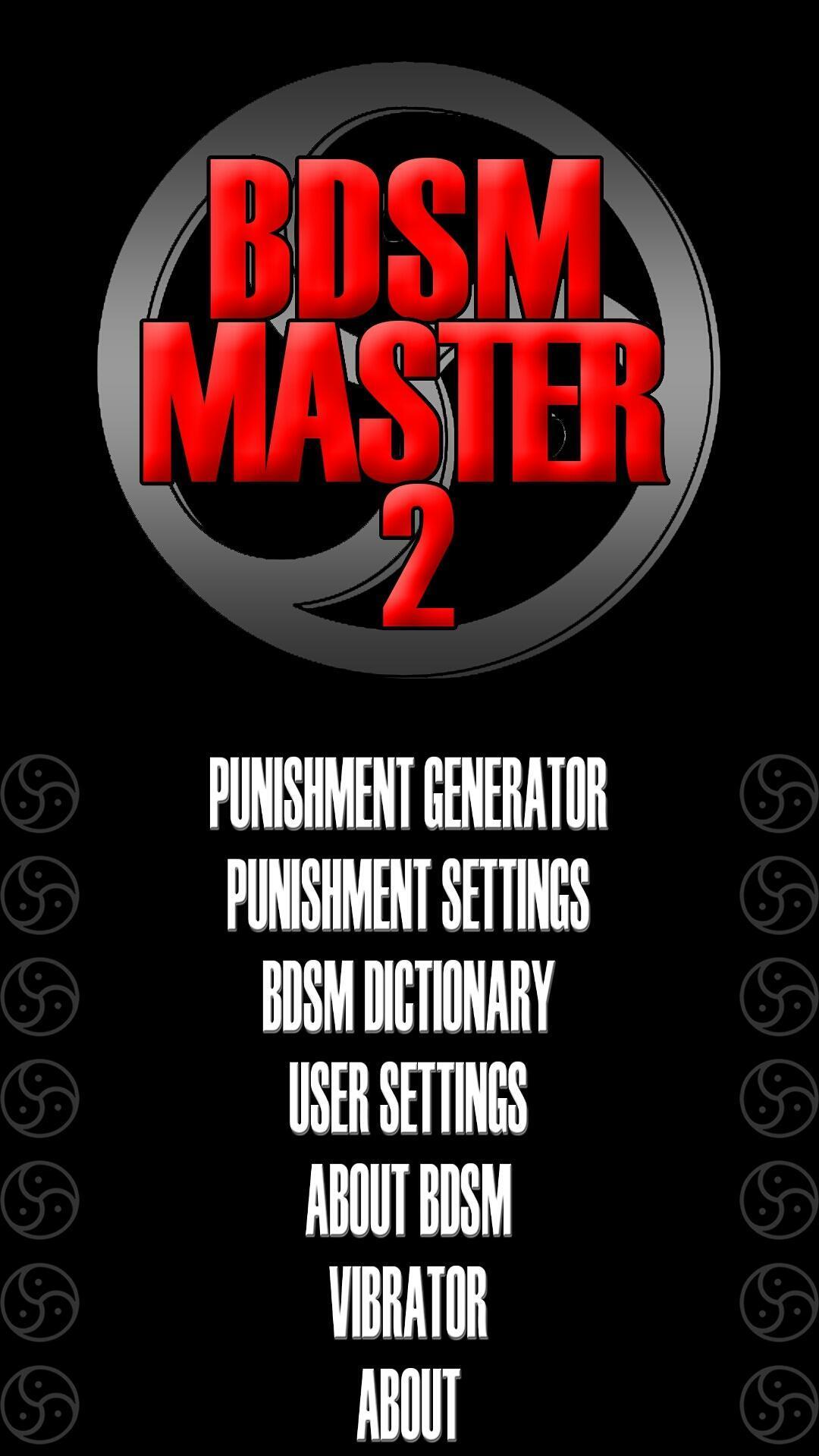 program Virtual bdsm master