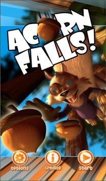 Acorn Falls! poster