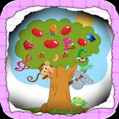Babies Learn fruit icon