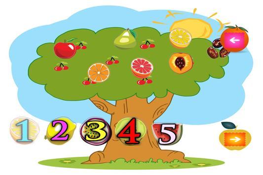 Babies Learn fruit screenshot 1