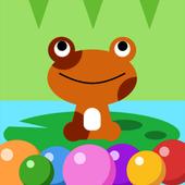 Bubble Toad icono