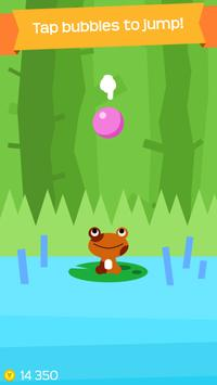 Bubble Toad poster