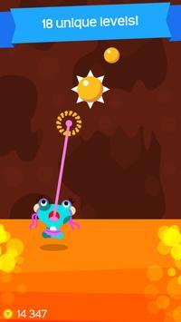 Bubble Toad captura de pantalla de la apk