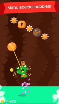 Schermata apk Bubble Toad