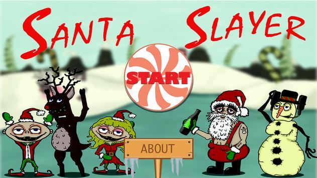 Santa Slayer poster