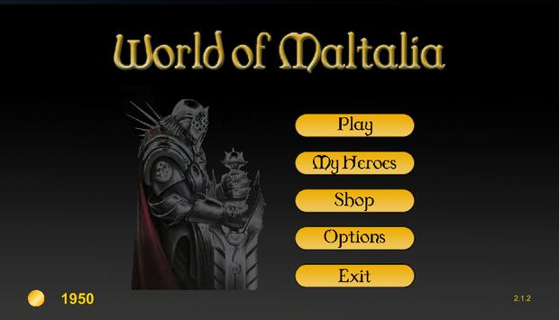 World of Maltalia apk screenshot