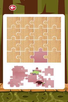 jigsaw puzzle spongebob game apk screenshot