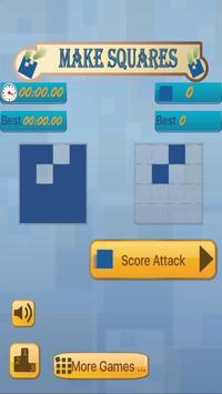 Make Squares poster