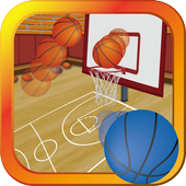 Bounce the Basketballs icon
