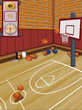 Bounce the Basketballs apk screenshot