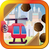 Flappy Copter - City Adventure icon