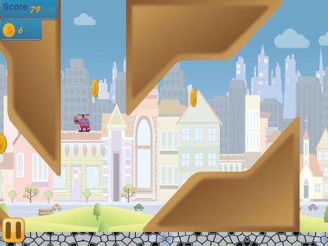 Flappy Copter - City Adventure apk screenshot