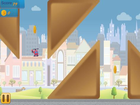 Flappy Copter - City Adventure screenshot 15