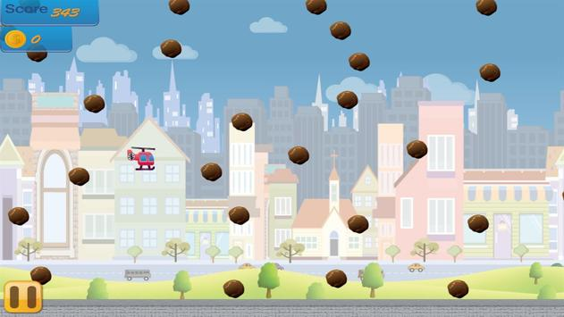 Flappy Copter - City Adventure screenshot 1