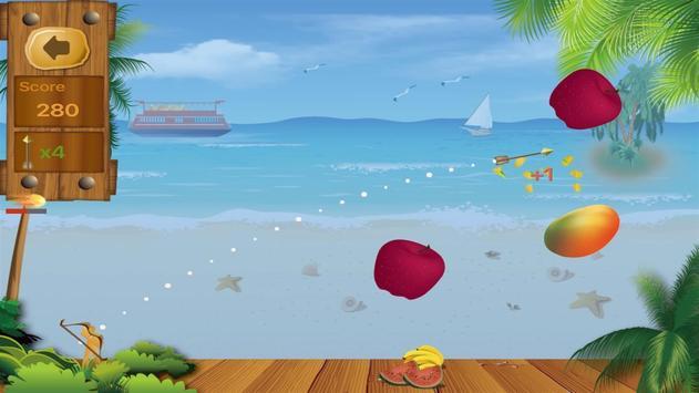 I am a Marksman 2- Shoot Fruit apk screenshot