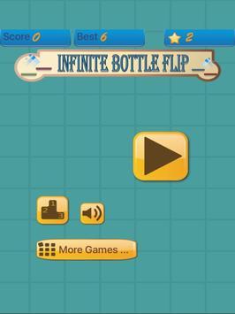 Infinite Bottle Flip screenshot 4
