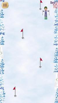 Keep Skiing poster