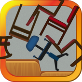 Stack Chairs icon