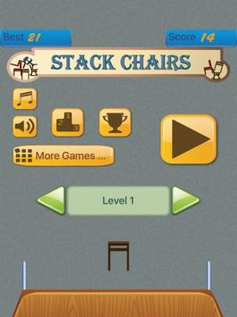 Stack Chairs screenshot 4