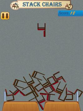 Stack Chairs screenshot 6