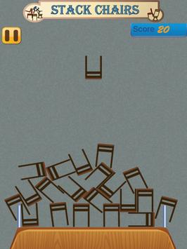 Stack Chairs screenshot 9