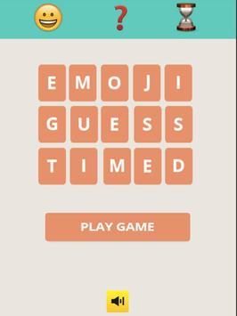 Emoji Guess Timed screenshot 3