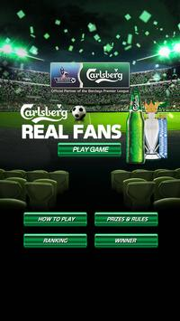Carlsberg Real Fans apk screenshot