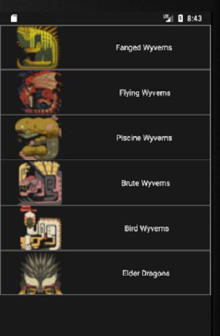Field Guides for MHW for Android - APK Download