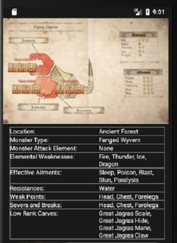 Field Guides for MHW screenshot 5