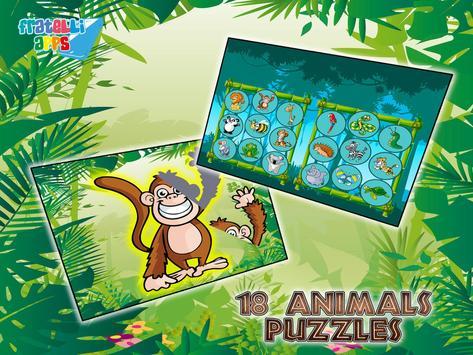 10 Schermata Jungle Games