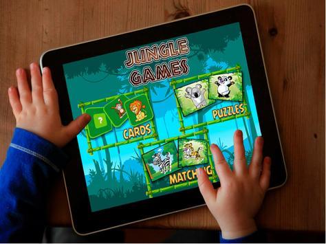 7 Schermata Jungle Games