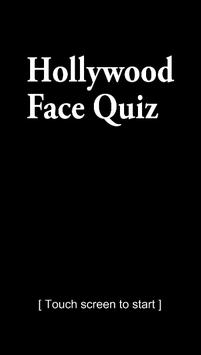 Hollywood Face Quiz poster