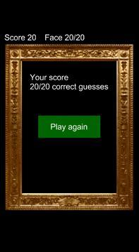 Hollywood Face Quiz apk screenshot