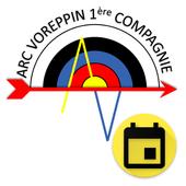 Arc Voreppin - Calendrier icon