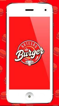 Artesão do Burger poster