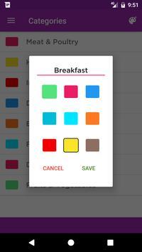 1L2C - Grocery List screenshot 7