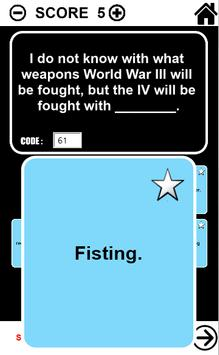 Cards Against Everyone apk screenshot