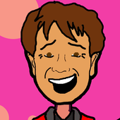 Cliffy Paper Doll icon