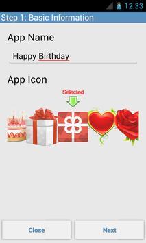 APK Creator apk screenshot