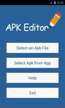 APK Editor poster