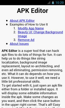 APK Editor screenshot 6