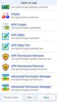 APK Permission Remover apk screenshot