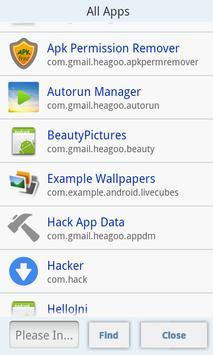 Advanced Permission Manager apk screenshot