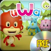 Uwa and Friends 01 icon