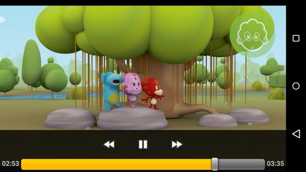 Uwa and Friends 01 apk screenshot