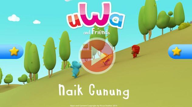 Uwa and Friends 02 poster