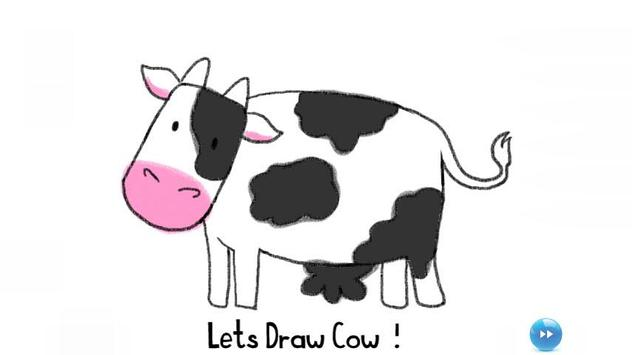 Draw for Kids, Farm Animal screenshot 3