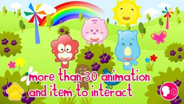 Kids Song Interactive 02 Lite screenshot 4